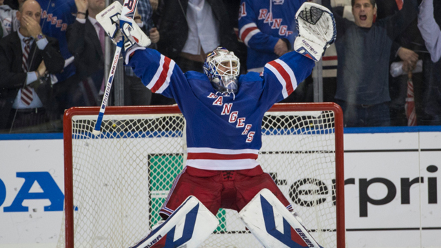 King Of Game Seven Henrik Lundqvist