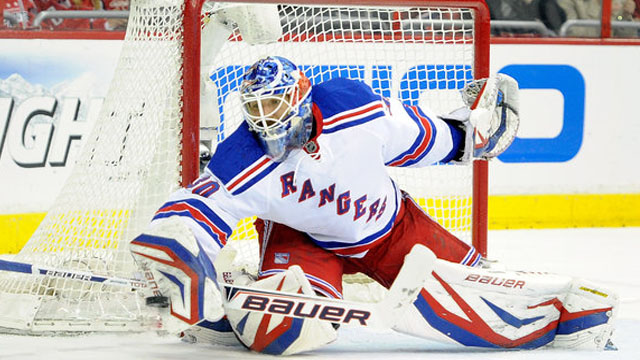 Tiesto To Design Helmet For New York Rangers Goalie Henrik Lundqvist