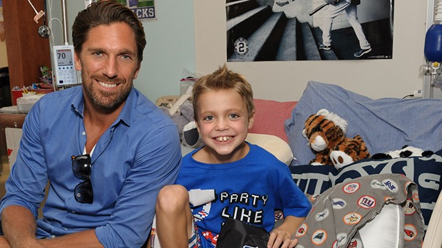 Henrik Lundqvist Named A Finalists For The Nhl Foundation Player
