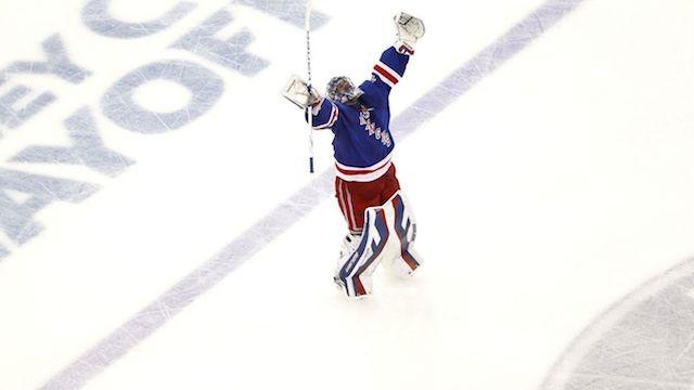 Photo: New York Rangers