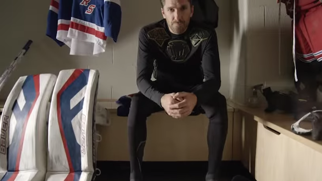 Lundqvist Featured In Espn Documentary Henrik Lundqvist
