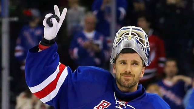 Lundqvist Is Head And Shoulders Above The Rest Henrik Lundqvist