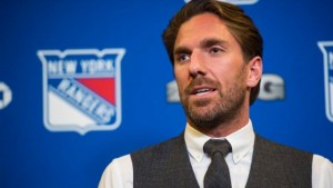 Henrik Lundqvist shares his thoughts on the team's shutout over Detroit.
