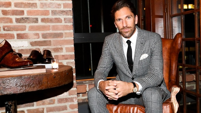 Ferragamo Celebrates New Tramezza Made To Order Shoes With Henrik