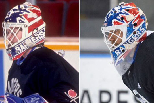 Henrik Lundqvist Official Website Of New York Rangers Goalie